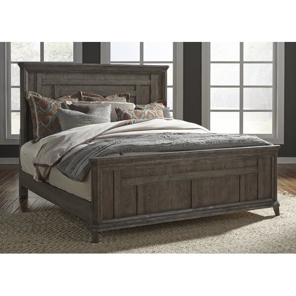 Grigg Standard Bed by Gracie Oaks