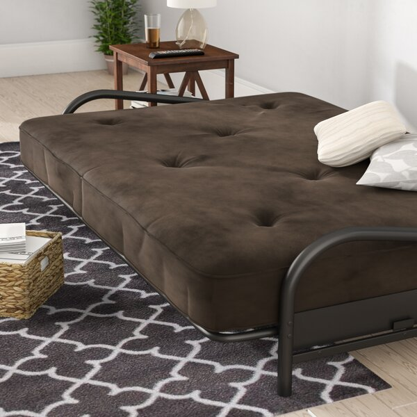 Independently  8 Full Size Futon Mattress by Alwyn Home