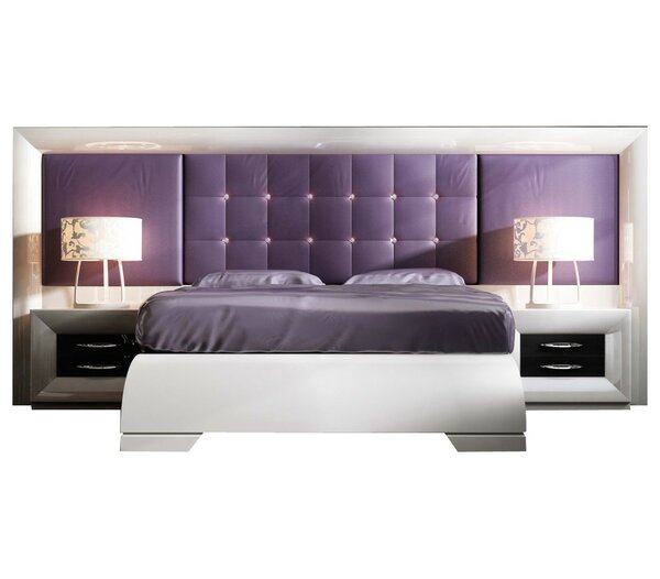 Glenoe Special Headboard Platform 4 Piece Bedroom Set by Rosdorf Park