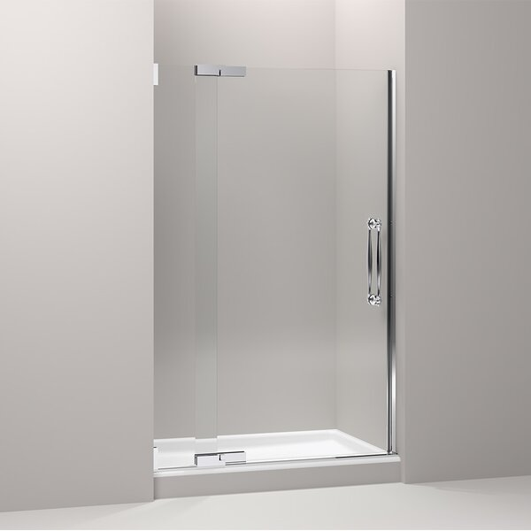 Finial 47.75 x 72.25 Pivot Shower Door by Kohler