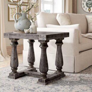 Bargain Baudemont End Table By Lark Manor