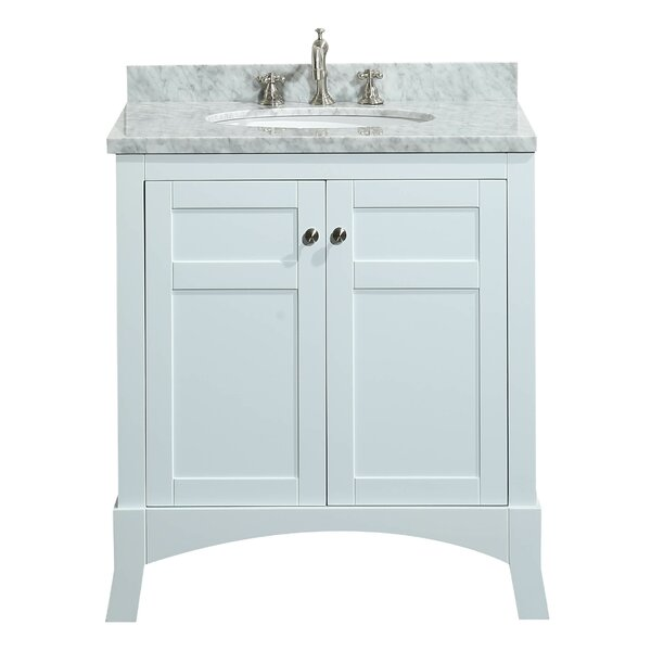 Piccirillo 30 Single Bathroom Vanity Set by Brayden Studio