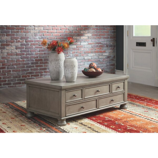 Fuente Coffee Table With Storage By Alcott Hill