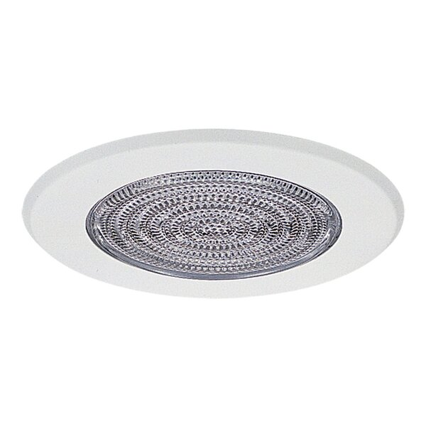 Fresnel Shower 5 Recessed Trim by NICOR Lighting