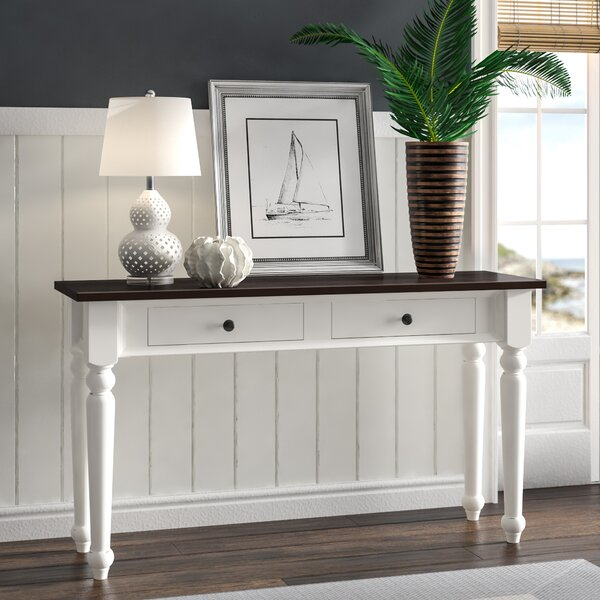 Mulford Console Table by Beachcrest Home Beachcrest Home