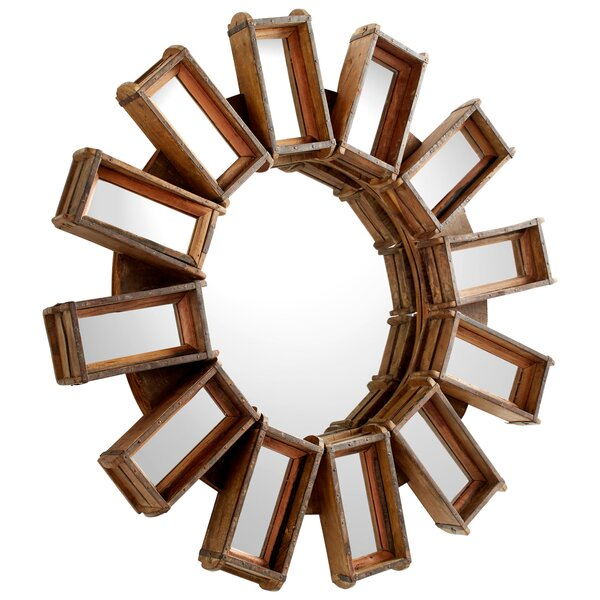 Zenobia Accent Mirror by Cyan Design