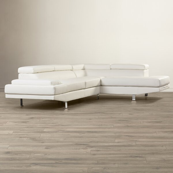 Cosimo Right Hand Facing Sectional By Brayden Studio