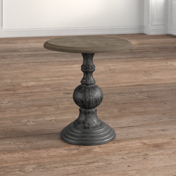 Nedra End Table By Ophelia & Co.