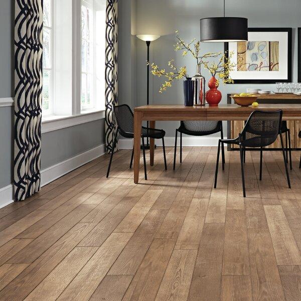 Restoration 6 x 51 x 12mm Treeline Oak Laminate Flooring in Spring by Mannington