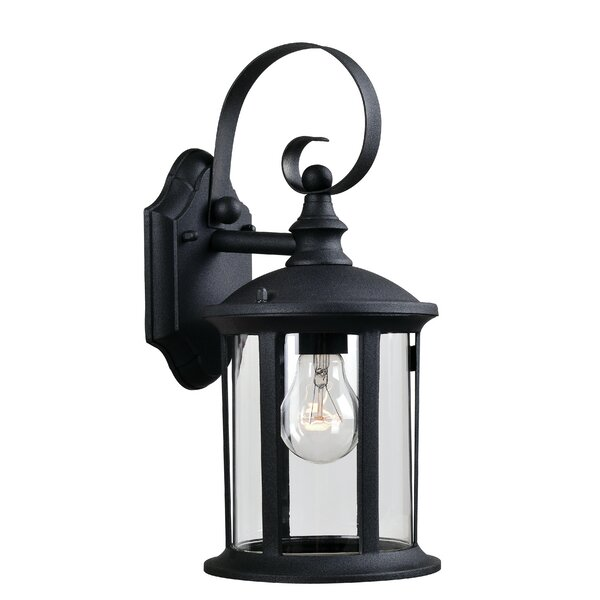 Orrin 1-Light Outdoor Wall Lantern by Wildon Home ®