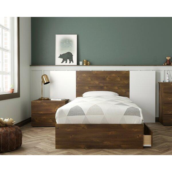 Grantham Platform 2 Piece Bedroom Set by Trule Teen