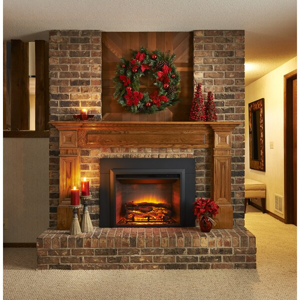 Electric Fireplace Insert by The Outdoor GreatRoom Company The Outdoor GreatRoom Company