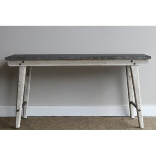 Linden Boulevard Topped Console Table