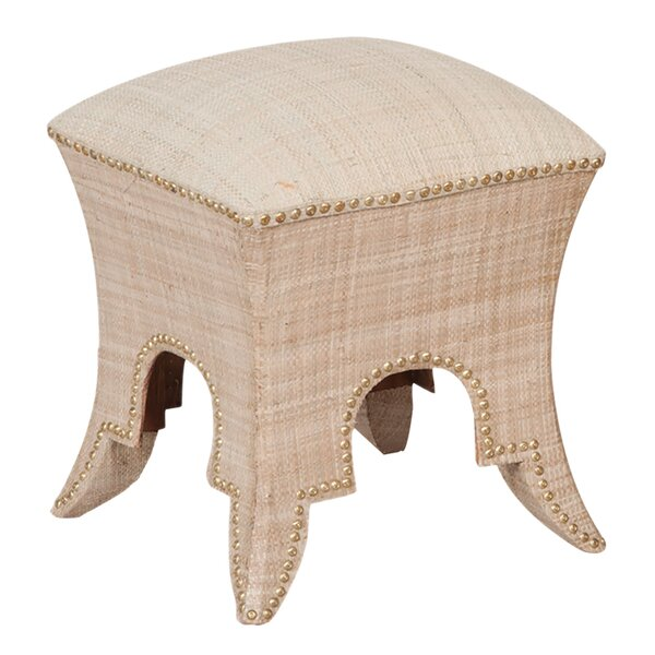 Blethyn Ottoman by House of Hampton