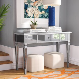 Affordable Loganne Mirrored Console Table By Willa Arlo Interiors