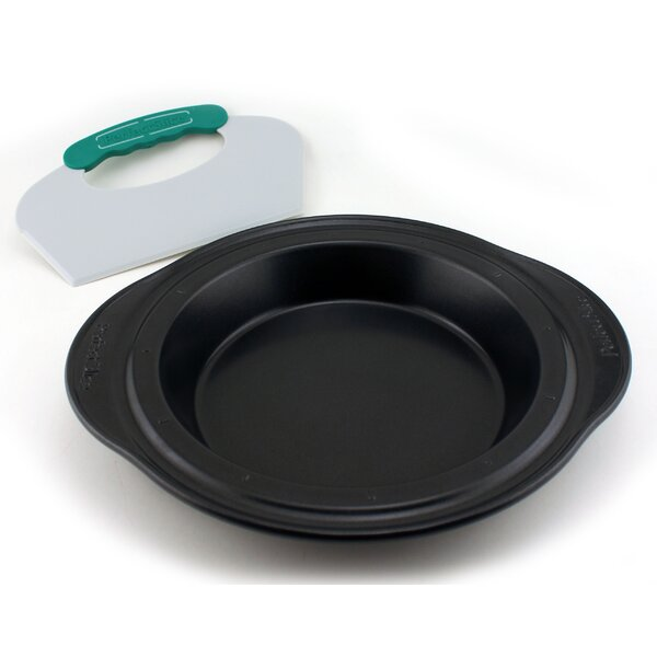 Perfect Slice Pie Pan with Tool by BergHOFF International