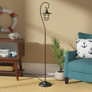 Best Price Evelynn 58 Arched Floor Lamp By Breakwater Bay