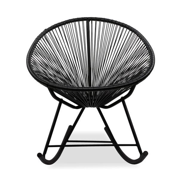 Lomova Rocking Chair By Ivy Bronx