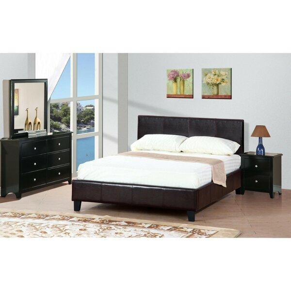 Hans Queen Upholstered Standard Bed by Latitude Run