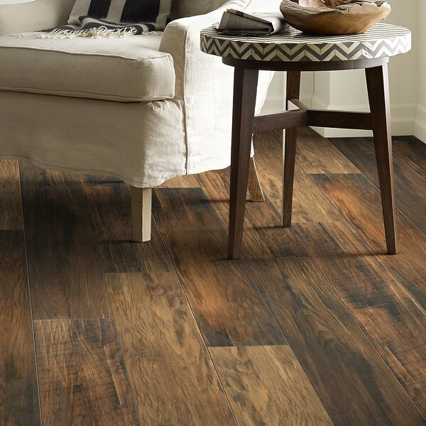 Milford Bay 5.43 x 47.72 Laminate Flooring in Minersville by Shaw Floors
