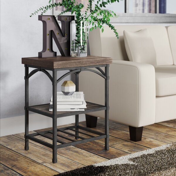 Franklin End Table By Trent Austin Design
