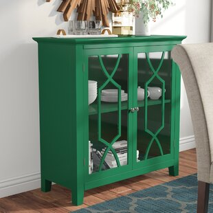 Robles Display Accent Cabinet