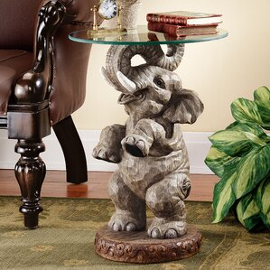 Brisa End Table by World Menagerie