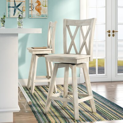 Swivel Counter Height Bar Stools You Ll Love In 2019 Wayfair