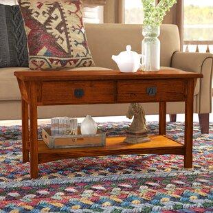 Best Reviews Alameda Coffee Table ByLoon Peak