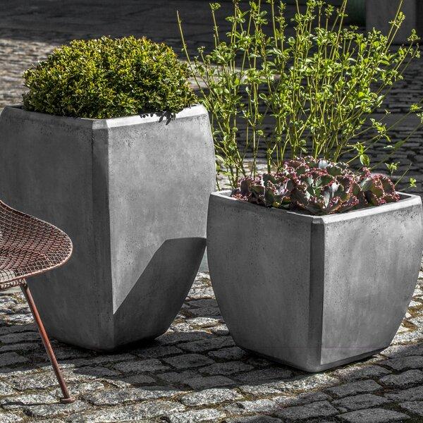 Urban 3-Piece Composite Pot Planter Set by Campania International