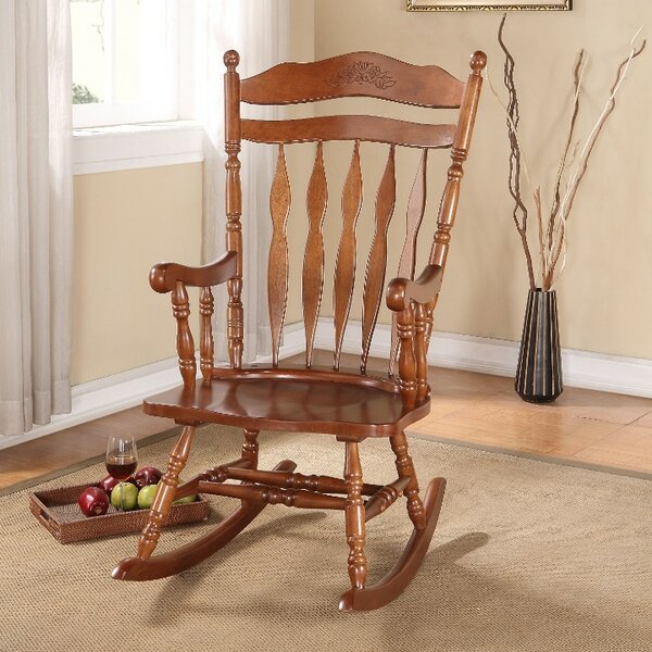 Laverne Rocking Chair By August Grove