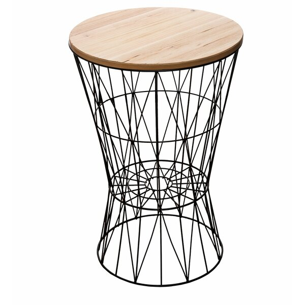 Ridlon End Table By Wrought Studio