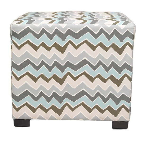 Denton Cube Ottoman By Sole Designs Reviews