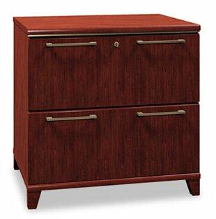 Enterprise 2-Drawer  File Cabinet by Bush Business Furniture