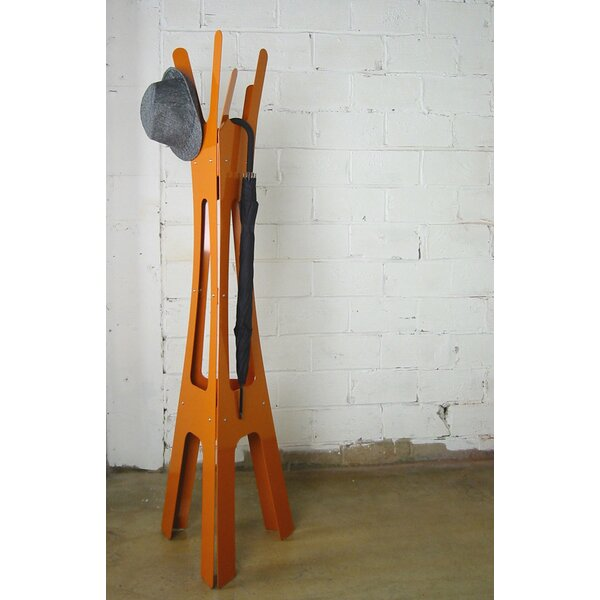 Coat Rack by Merkled Studio