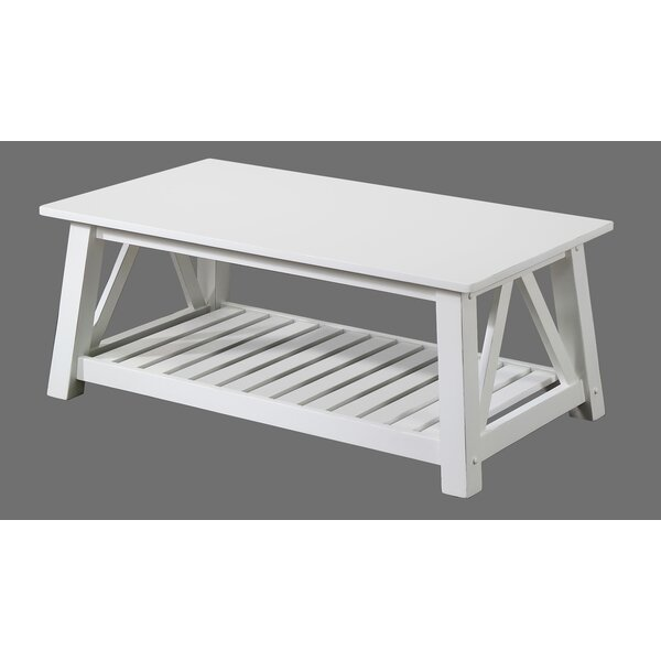 Terhune Coffee Table with Storage by August Grove August Grove