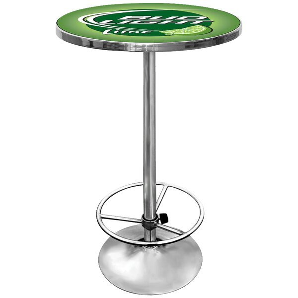 Bud Light Pub Table II by Trademark Global