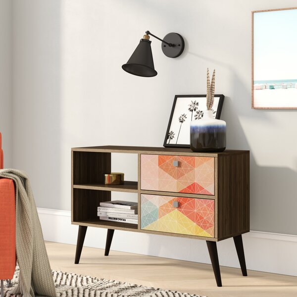 Althea TV Stand For TVs Up To 40 Inches By Ebern Designs
