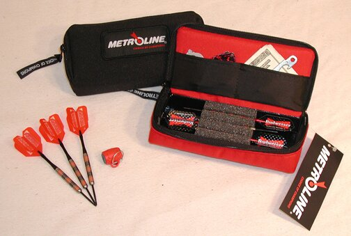 Mini Dart Case by Metroline