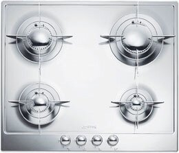 Piano 24 Gas Cooktop with 4 Burners by SMEG
