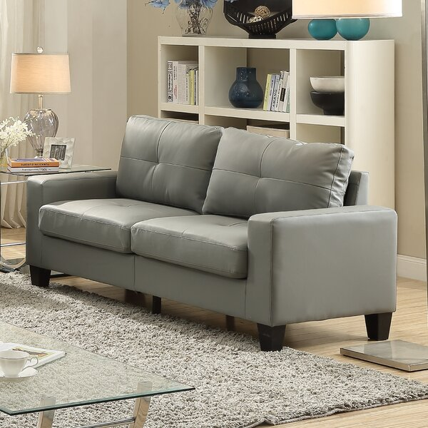 Cute Buncombe Modern Sofa by Latitude Run by Latitude Run
