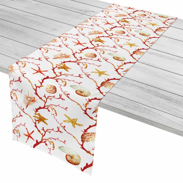 Waterbury Table Runner by Rosecliff Heights