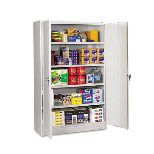 Jumbo 2 Door Storage Cabinet by Tennsco Corp.