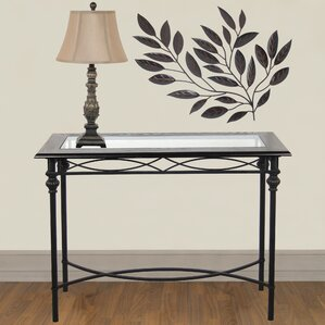 3 Piece Console Table Set by Homestyle Collection