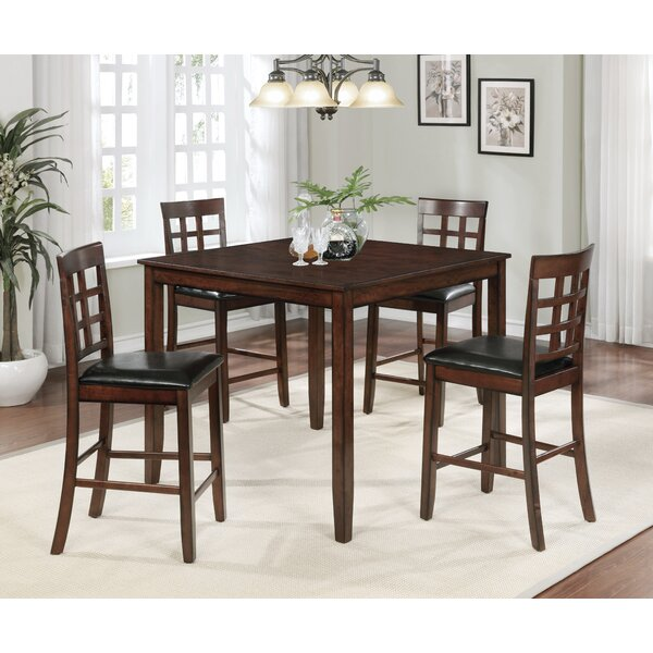 Flemming 5 Piece Dining Set by Red Barrel Studio