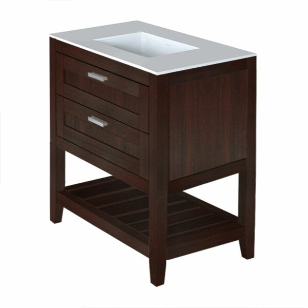 Stile 30 Single Bathroom Vanity Base Only
