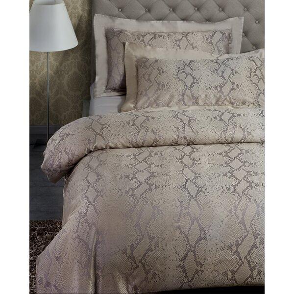 Huneycutt 100% Cotton 3 Piece Duvet Cover Set