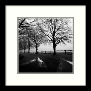 'After the Rain' by Harold Silverman Framed Photographic Print by Amanti Art