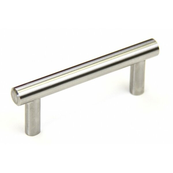 Euro 3 Center Bar Pull (Set of 25) by eModern Decor