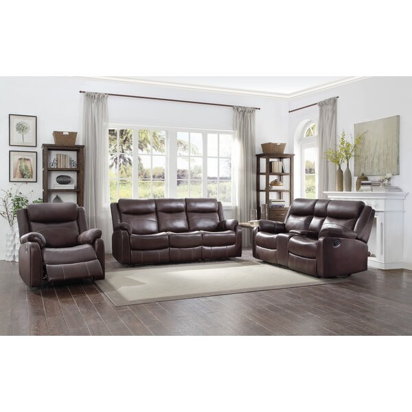Erkson Reclining Configurable Living Room Set